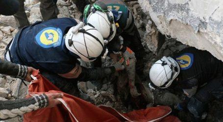 Στους 43 οι νεκροί από ρωσικές αεροπορικές επιδρομές σε αγορά στην Ιντλίμπ