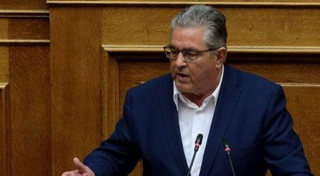 «Η ΚΟ του ΚΚΕ στο πλευρό του λαού με αποκλειστικό κριτήριο την υπεράσπιση των συμφερόντων του με προτάσεις νόμου και τροπολογίες»