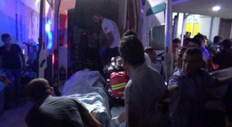 Πέντε τραυματίες από ρουκέτες που εκτοξεύθηκαν από τη Συρία