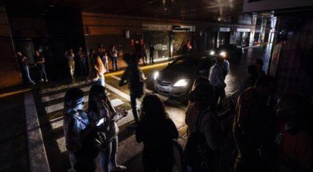 Νέα διακοπή της ηλεκτροδότησης στη Βενεζουέλα