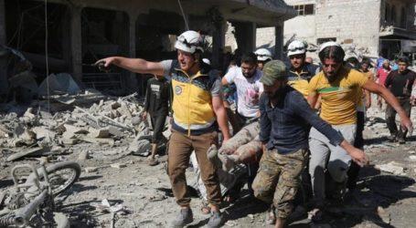 Νεκροί 50 άμαχοι από βομβαρδισμούς σε Ιντλίμπ και Χαλέπι
