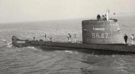 Βρέθηκε το υποβρύχιο La Minerve που εξαφανίστηκε το 1968