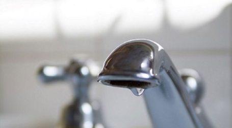 Έκτακτη διακοπή νερού στην Καλαμαριά Θεσσαλονίκης