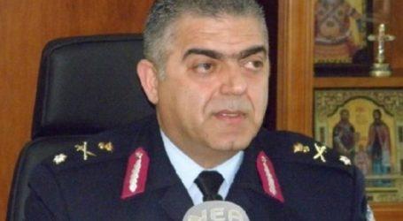 Ο Ανδρέας Δασκαλάκης υπαρχηγός της ΕΛ.ΑΣ.