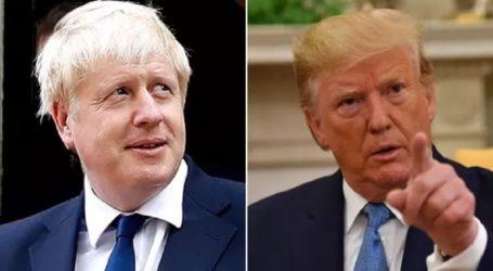 Σχόλιο Τραμπ για τον νέο Βρετανό πρωθυπουργό: «Θα είναι καταπληκτικός!»