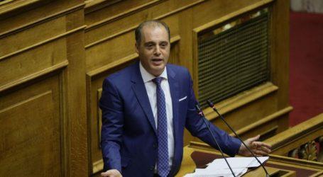 Τη δημιουργία Εθνοφυλακής και Πολιτοφυλακής προτείνει ο Βελόπουλος