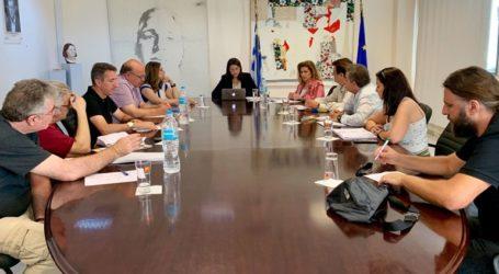 Συνάντηση Κεραμέως με την ΟΛΜΕ για το σύστημα εισαγωγής στην Τριτοβάθμια