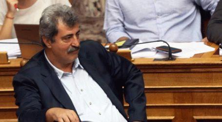 Στην Επιτροπή Δεοντολογίας της Βουλής ο Παύλος Πολάκης για την καταγραφή της συνομιλίας του με τον Στουρνάρα