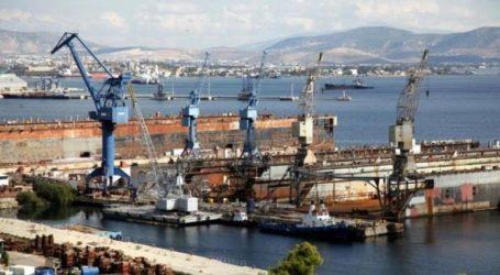 Ενεργοποιήθηκαν διαδικασίες στο πρόγραμμα ναυπήγησης της πυραυλακάτου Νο6 στα ναυπηγεία Ελευσίνας