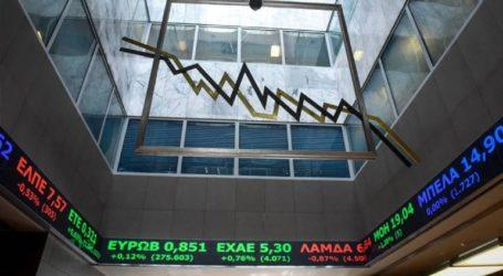 Οριακές διακυμάνσεις στο Χρηματιστήριο Αθηνών