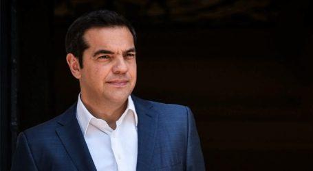 Το μήνυμα του Αλέξη Τσίπρα για την επέτειο αποκατάστασης της Δημοκρατίας