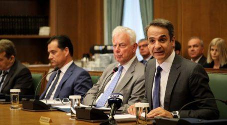 Τα θέματα του υπουργικού συμβουλίου της ερχόμενης Παρασκευής
