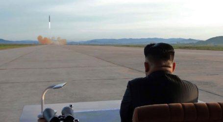 Η Βόρεια Κορέα εκτόξευσε τουλάχιστον δύο πυραύλους