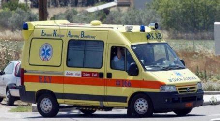 Εγκαύματα υπέστη ηλικιωμένος από φωτιά σε οίκο ευγηρίας