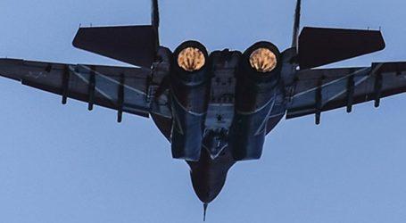 Μαχητικό MiG-29 του Αζερμπαϊτζάν κατέπεσε στην Κασπία Θάλασσα – Αγνοείται ο πιλότος