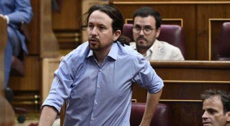 Οι Podemos δεν θα δώσουν ψήφο εμπιστοσύνης στον Σάντσεθ