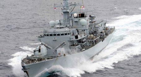 Το Πολεμικό Ναυτικό θα συνοδεύει πλοία υπό βρετανική σημαία στο Στενό του Χορμούζ