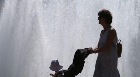 Οι ευρωπαϊκές πόλεις καταρρίπτουν το ένα μετά το άλλο τα ρεκόρ υψηλής θερμοκρασίας