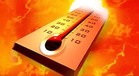 Νέο ρεκόρ ζέστης με τον υδράργυρο στους 40,9 βαθμούς Κελσίου