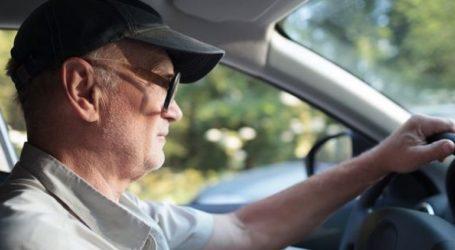 Παράταση στις άδειες οδήγησης για τους άνω των 74 ετών με έγκριση ιατρού