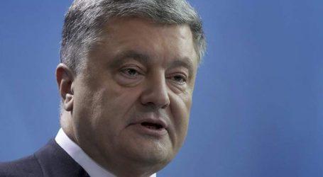 Επίθεση από άγνωστο δέχθηκε ο πρώην πρόεδρος Πέτρο Ποροσένκο
