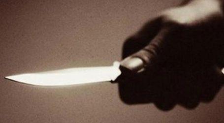 Έβγαλε μαχαίρι και επιτέθηκε στον σύζυγό της