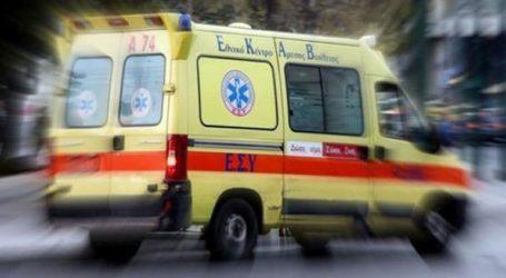 Καραμπόλα τριών οχημάτων στη Θεσσαλονίκη: Στο νοσοκομείο ανήλικα δίδυμα