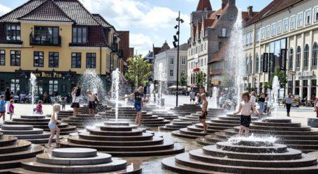 Νέο ρεκόρ ζέστης στο Βέλγιο