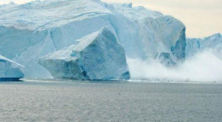 Ο καύσωνας ενδεχομένως να μεταφέρεται στη Γροιλανδία