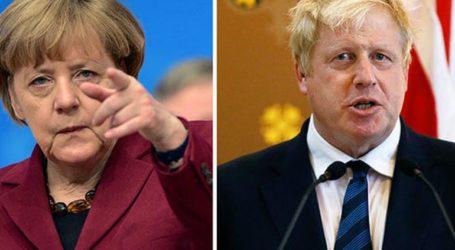 Επικοινωνία Τζόνσον – Μέρκελ: Επιμένει ο Βρετανός πρωθυπουργός στην κατάργηση του backstop