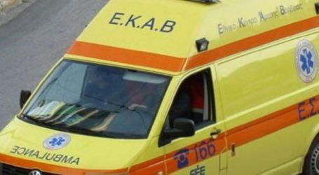 Ζάκυνθος: Μηχανή συγκρούστηκε με αυτοκίνητο