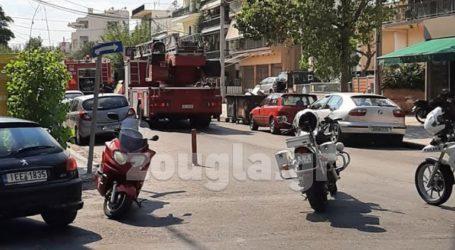 Πυρκαγιά σε διαμέρισμα στο Περιστέρι