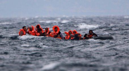 Πενήντα πέντε σοροί ανασύρθηκαν από το ναυάγιο πλοίου που μετέφερε μετανάστες