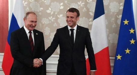 Συνάντηση Μακρόν – Πούτιν στις 19 Αυγούστου