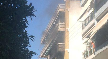 Κινδύνεψε γυναίκα από φωτιά στο σπίτι της στον Βόλο