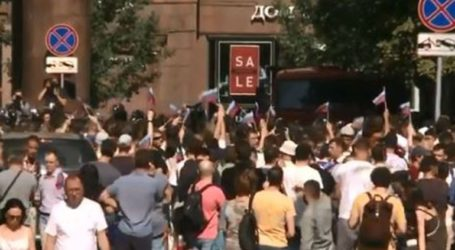Περισσότερες από 1.000 συλλήψεις στη Μόσχα σε διαδήλωση της αντιπολίτευσης