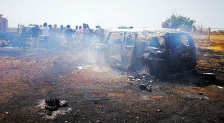 Πέντε γιατροί σκοτώθηκαν από αεροπορική επιδρομή κατά κινητής νοσοκομειακής μονάδας
