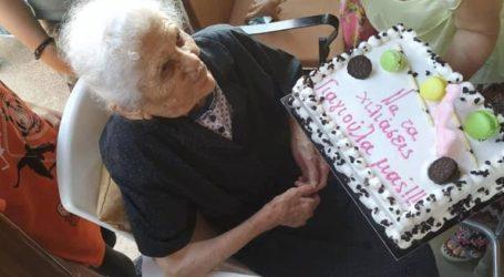 Γιαγιά 114 ετών διεκδικεί μια θέση στο βιβλίο τωνρεκόρ Γκίνες