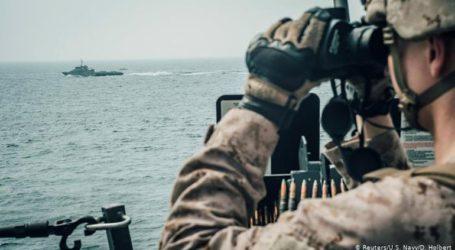 Υπό βρετανική συνοδεία τα εμπορικά πλοία στον Περσικό