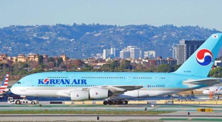 Αναστολή πτήσεων της Korean Air Lines μεταξύ νοτιοκορεατικής Μπούσαν και της ιαπωνικής Σαπόρο