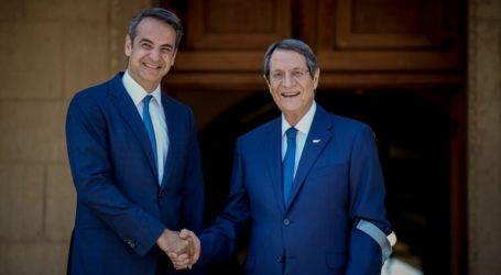 Ελλάδα και Κύπρος αντιμετωπίζουν πάντα ενωμένες τις σημαντικές προκλήσεις