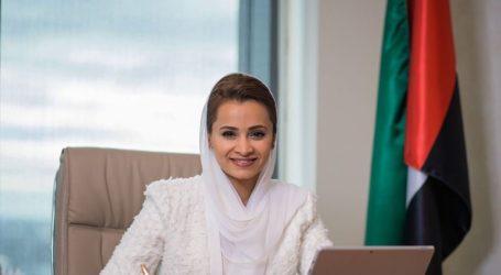 Επίτιμη διδάκτορας του Πανεπιστημίου Αιγαίου, η Aysha AlHameli
