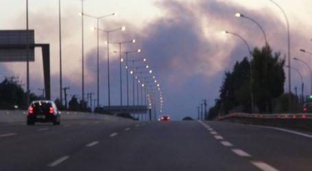 Κυκλοφοριακές ρυθμίσεις στην Εθνική Οδό στο ρεύμα προς Λαμία