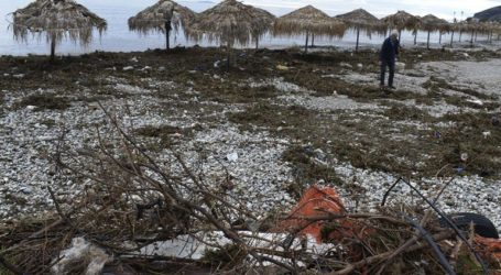 Aναστολή καταβολής οφειλών προς τις ΔΟΥ σε δήμους που επλήγησαν από τις φυσικές καταστροφές