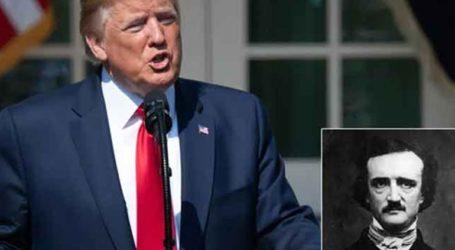 Επίθεση Τραμπ στην Βαλτιμόρη και στον Edgar Allan Poe
