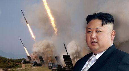 Η Βόρεια Κορέα προχώρησε σε εκτοξεύσεις πολλών πυραύλων