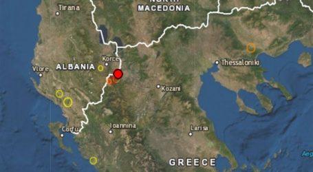 Σεισμός 4,4R στην Αλβανία