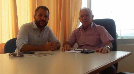 Ο Αλ. Μεϊκόπουλος στην Ένωση Αποσταγματοποιών μετά την απόφαση του Δικαστηρίου της ΕΕ για τον φόρο στο τσίπουρο
