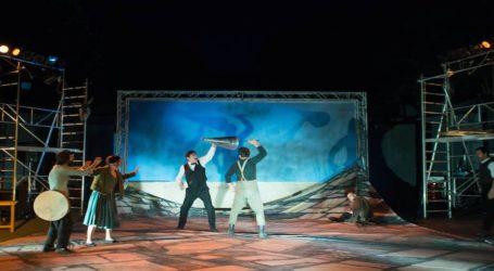 «To χώμα βάφτηκε κόκκινο» από το Θεσσαλικό Θέατρο τη Δευτέρα στο Μελίνα Μερκούρη