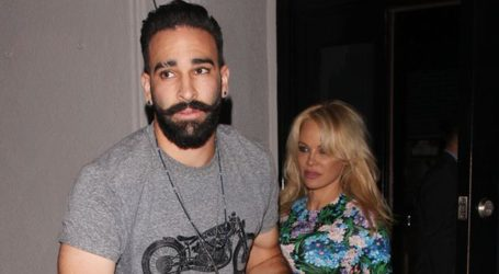 To ξέσπασμα του Adil Rami μετά τις δηλώσεις της Pamela Anderson!